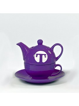 Tea set for one LILA