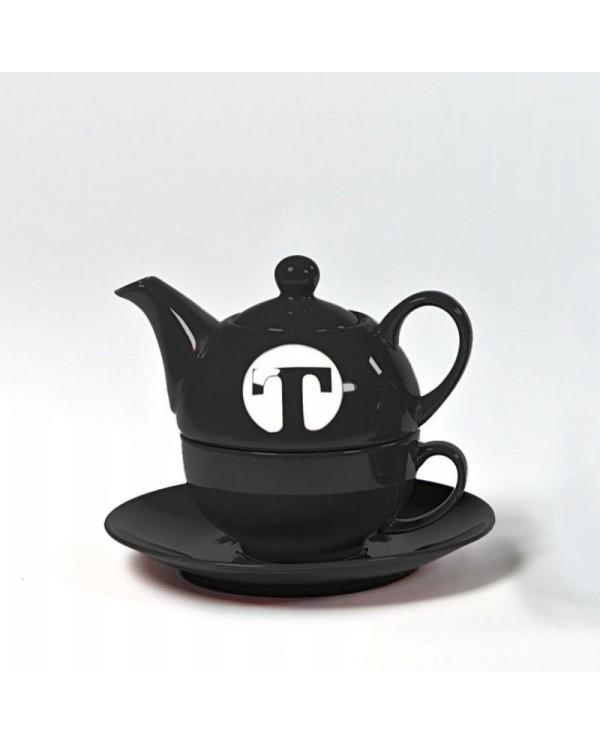 Čajová súprava T BLACK