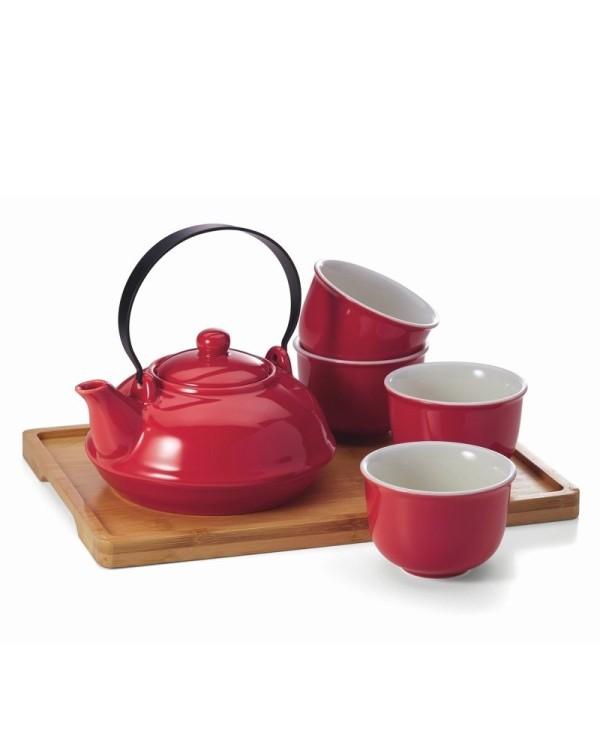 Porcelánová čajová súprava Thea