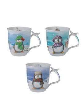 Tea cup Pinguin
