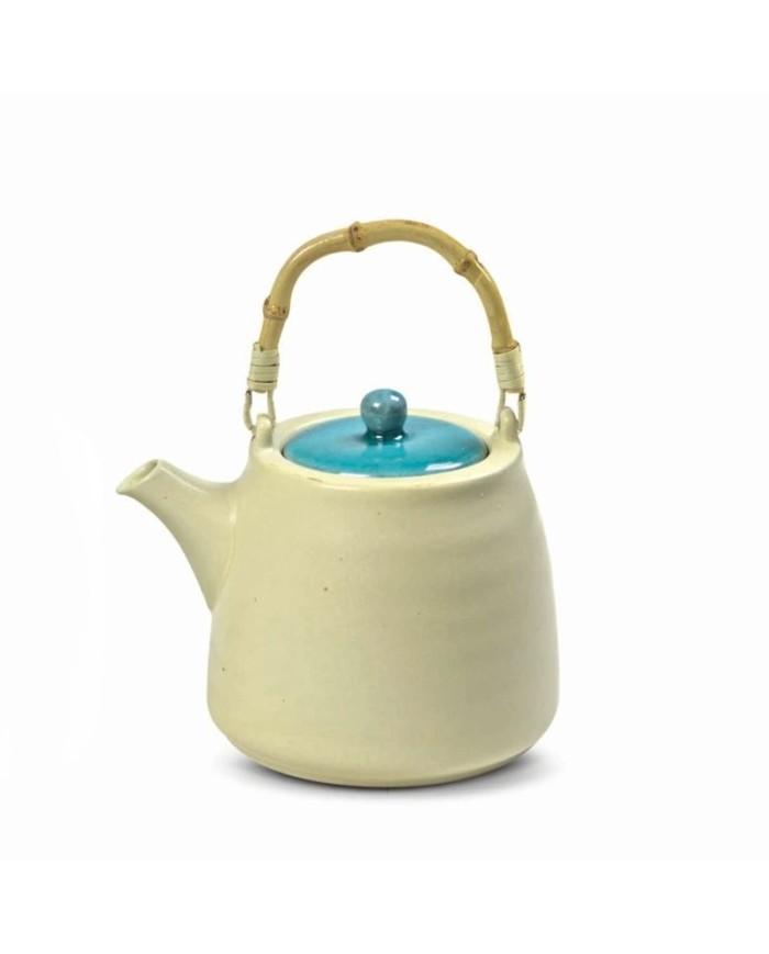 "Stoneware Teapot ""Hikari"""