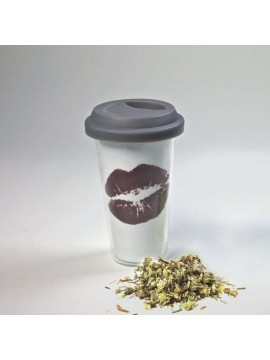 Tea to go Kiss