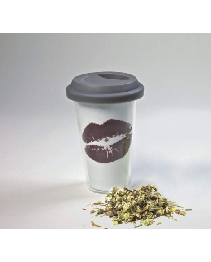 Tea to go Kiss