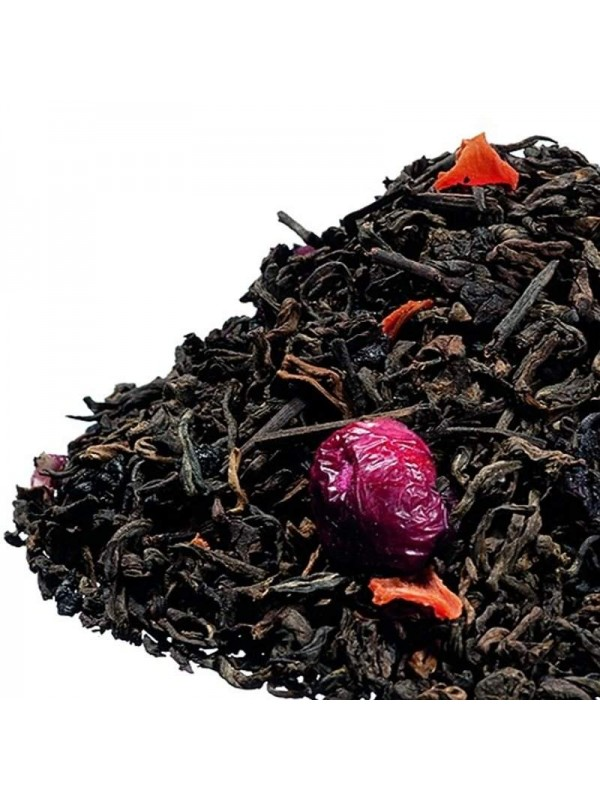 China Puerh Tea with Cranberry