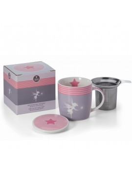 Herb Tea Cup Lucky Fairy