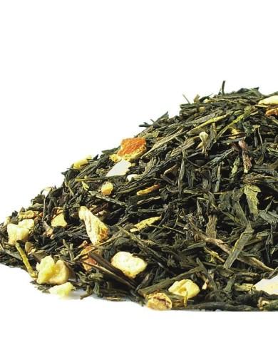 Zelený čaj Zázvor - Citrón