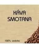 Aromatizovaná káva Smotana