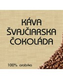 Aromatizovaná káva Švajčiarska čokoláda