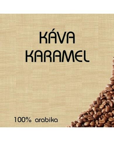 Aromatizovaná káva Karamel