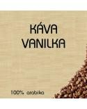 Aromatizovaná káva Vanilka