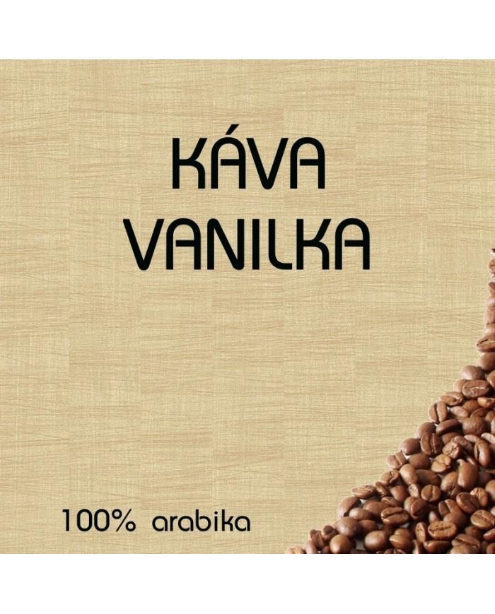 Flavored coffee Vanilla