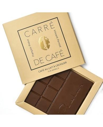 F. Pralus Carre de Cafe Lait