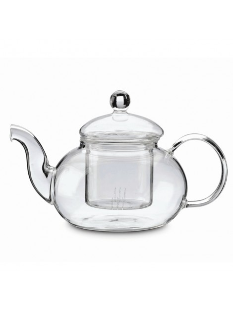 Glass teapot Pino