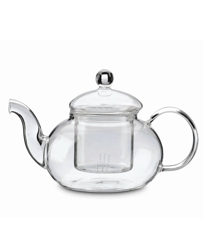 Sklenený čajník Pino