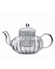 Sklenený čajník s mikrofiltrom Antes