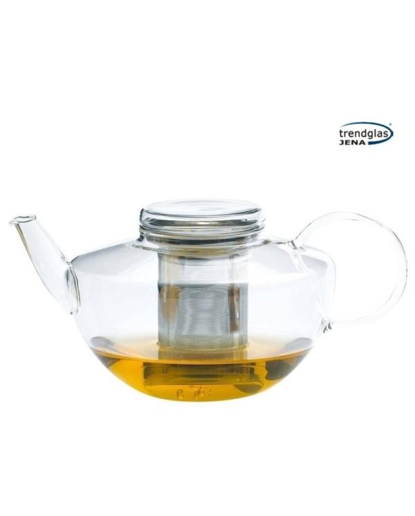 Glass teapot Opus
