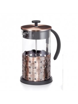 "Tea-Coffeemaker ""Seydou"" copper 1 l"