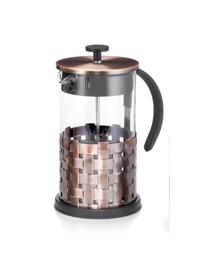 "Tea-Coffeemaker ""Seydou"" copper 1 l"