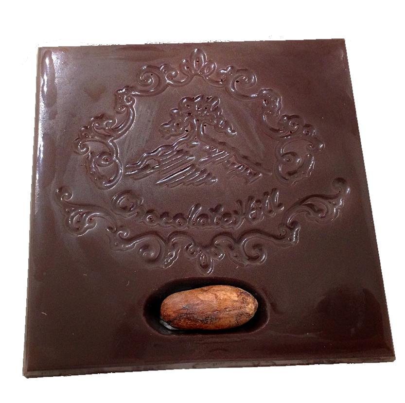 raw čokoláda