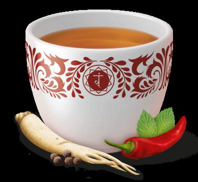 čaj pre mužov
