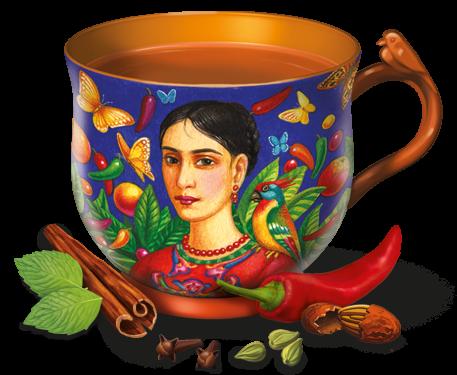 ajurvedsky čaj