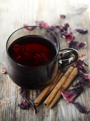 Čaj z ibišteka