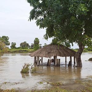 Záplavy na Srí Lanke